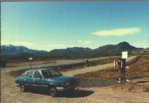 De Simca 1308GT in betere tijden
