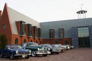 Klassiekers van GCCC-leden voor het Louwman Museum