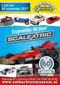 scaleXtric tentoonstelling flyer