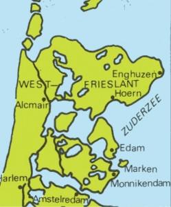 Noord-Holland ca. 1200