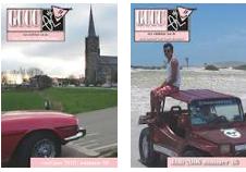 GCCC magazines