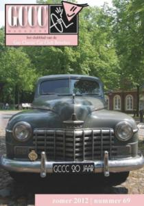 GCCC Magazine voorkant nummer 69