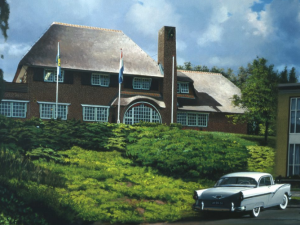 Hotel De Wipselberg in Beekbergen