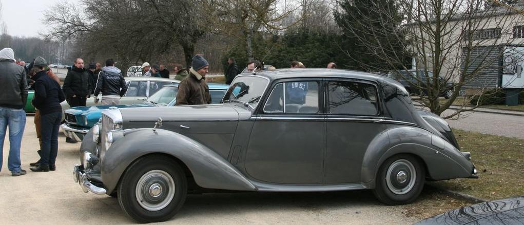 Sweet Tip Rolls Royce