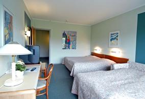 hotelkamer Søpark