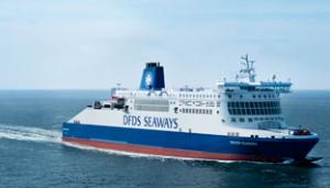 DFDS Seaways veerboot