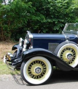 Chevrolet Universal Roadster uit 1930