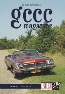 Cover GCCC magazine 73